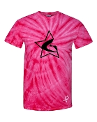 CHEER FOR A CURE TIE-DYE