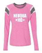 XC PINK AUGUSTA FANATIC LONG SLEEVE