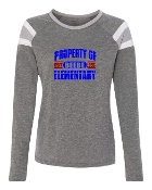 PROPERTY OF GREY AUGUSTA FANATIC LONG SLEEVE