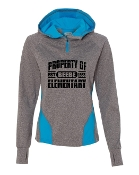 PROPERTY OF BLUE AUGUSTA FREEDOM PULLOVER