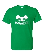 SUNGLASSES GREEN UNISEX CREW