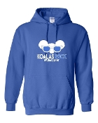 SUNGLASSES ROYAL SWEATSHIRT