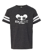SUNGLASSES CHARCOAL FOOTBALL
