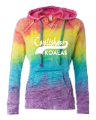 TAIL RAINBOW SWEATSHIRT