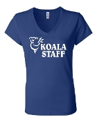 STAFF ROYAL LADIES V-NECK