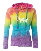 STAFF RAINBOW SWEATSHIRT
