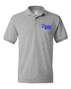 STAFF GREY POLO