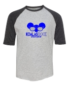 SUNGLASSES CHARCOAL BASEBALL