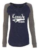 TAIL NAVY PREPPY PATCH