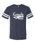 TAIL NAVY VINTAGE FOOTBALL