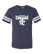KC UNISEX FIT VINTAGE FOOTBALL