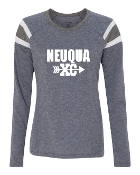 XC NAVY AUGUSTA FANATIC LONG SLEEVE