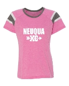 XC  PINK AUGUSTA FANATIC SHORT SLEEVE