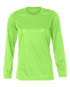 4164 LADIES LONG SLEEVE PERFORMANCE