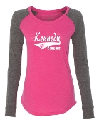 TAIL PINK PREPPY PATCH