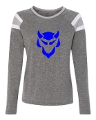 BD GREY AUGUSTA FANATIC LONG SLEEVE