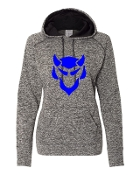 BD GREY LADIES COSMIC SWEATSHIRT W/THUMBHOLES