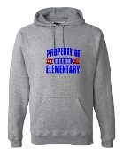 PROPERTY OF GREY J. AMERICA UNISEX PREMIUM SWEATSHIRT