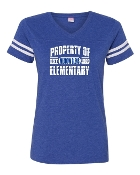 PROPERTY OF ROYAL VINTAGE FOOTBALL