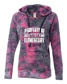 PROPERTY OF RASPBERRY SWEATSHIRT