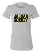 JH LADIES GREY CREW