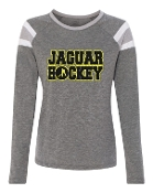 JH AUGUSTA GREY FANATIC LONG SLEEVE