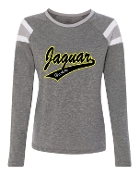 TAIL AUGUSTA FANATIC GREY LONG SLEEVE