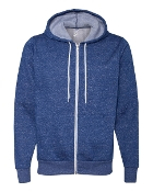 3739 CANVAS UNISEX FULL ZIP
