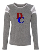 DC GREY AUGUSTA FANATIC LONG SLEEVE