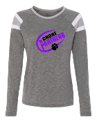 CIRCLE GREY FANATIC LONG SLEEVE