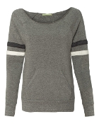 9583 MANIAC SWEATSHIRT W/STRIPES