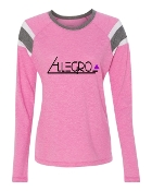 PINK AUGUSTA FANATIC LONG SLEEVE