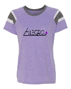 PURPLE AUGUSTA FANATIC SHORT SLEEVE