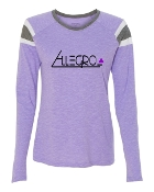 PURPLE AUGUSTA FANATIC LONG SLEEVE