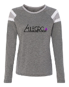 GREY AUGUSTA FANATIC LONG SLEEVE