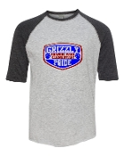 SHIELD GREY BASEBALL