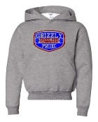 SHIELD GREY SWEATSHIRT