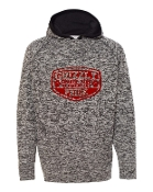 SHIELD GREY COSMIC SWEATSHIRT