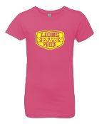 SHIELD HOT PINK SLIM FIT CREW