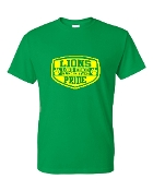 SHIELD GREEN UNISEX CREW