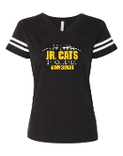 JR. CATS MOM VINTAGE FOOTBALL