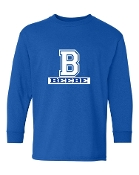 B ROYAL LONG SLEEVE TEE