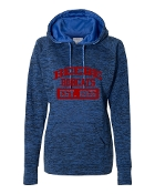EST. ROYAL LADIES COSMIC SWEATSHIRT W/THUMBHOLES