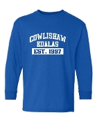 EST. ROYAL LONG SLEEVE TEE