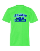 EST. NEON GREEN PERFORMANCE