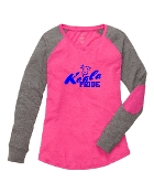 KOALA FUCHSIA PREPPY PATCH