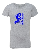 C GREY SLIM FIT CREW