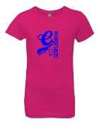 C FUCHSIA SLIM FIT CREW
