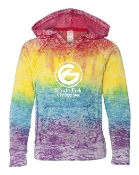 GRIZZLIES RAINBOW SWEATSHIRT