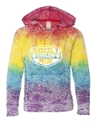 SHIELD RAINBOW SWEATSHIRT